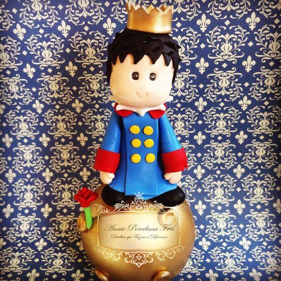 Topo de bolo Visite nossa fanpage www.facebook.com/annieporcelanafria