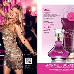 Make a Difference with Outspoken Party by Fergie! Avon will donate $5 to the Avon Breast Cancer Crusade with the purchase of every full-size Outspoken Party! Eau de Parfum Spray and any of the four Outspoken by Fergie Eau de Parfum Sprays.  Contact me for a sample or samples of all Fergie's fragrance line.  #Fergie, #Outspokenparty #AvonFragrance
