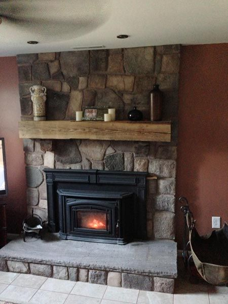 Best Fireplace Before And Afters 2013 Stove Fireplaces