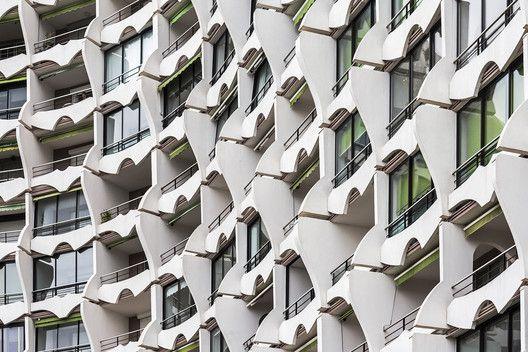 Photos That Capture The Hypnotic Geometries Of La Grande Motte La Grande Motte Architecture Photography Geometry