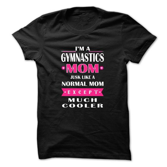 I 39 m a gymnastics mom t shirt gymnastic t shirt hoodie Gymnastics t shirt designs