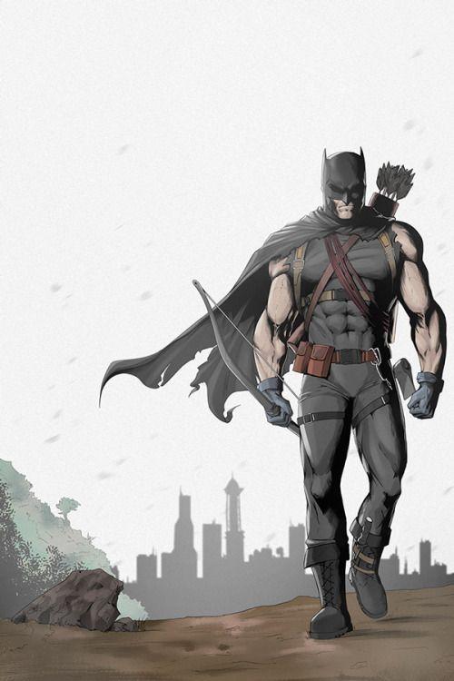 Zero Year Batman -Nimesh Niyomal