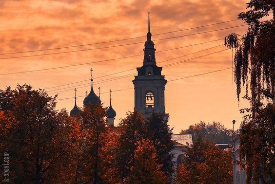 Kostroma by Ekaterina Shevi on 500px
