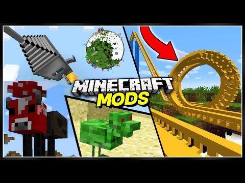 10 Best Minecraft Mods For Minecraft Top 10 Minecraft Mods