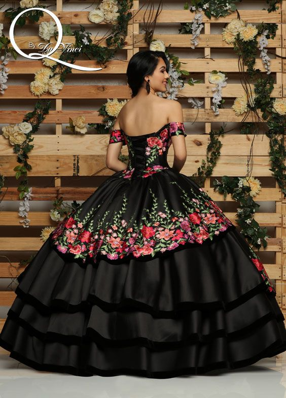 Q By Davinci Style 80429 In 2019 Mexican Quinceanera