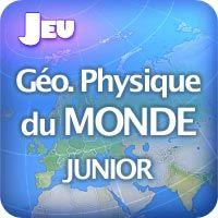 Géo. Physique du Monde - Junior jeux gratuits