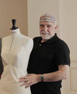 Izet Curi modeliste createur styliste