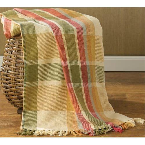 Lemon Pepper Throw Throw Blanket Woven Throw Blanket