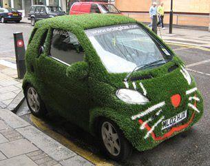 Carros Ecológicos: O Futuro Agradece