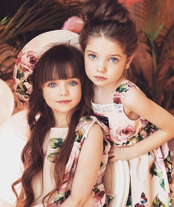 16 fénykép gyermekekről, akiknek a szépsége és a varázsa meghódította a világhálót - Bidista.com - A TippLista!