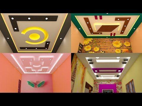 Modern House False Ceiling Design For Living And Bedroom Gypsum