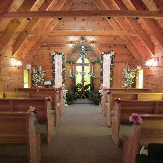 Wedding Chapel Altar Decorations: Best Ideas About Mason's Wedding, Pines Wedding And Chapel