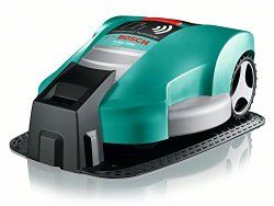 Bosch Indego 1000 Connect Automatic Lawn Mower Review - http://easylawnmowing.co.uk/bosch-indego-1000-connect/