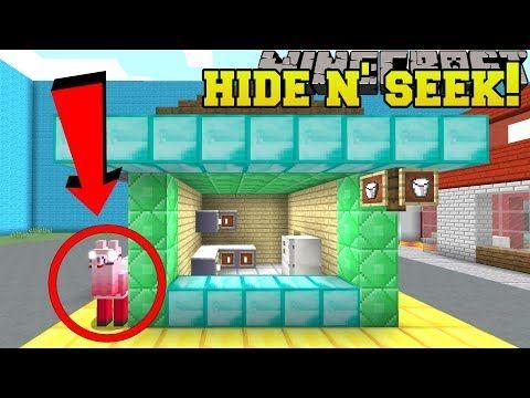 Minecraft Loot Llamas Hide And Seek Morph Hide And Seek