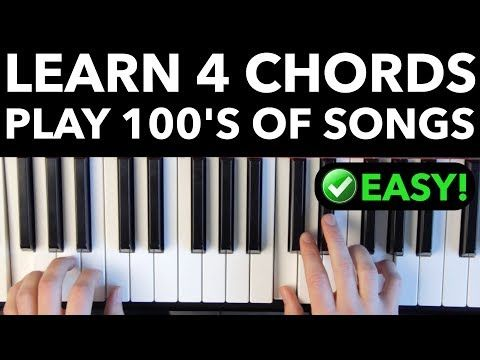Learn 4 Chords - Quickly Play Hundreds of Songs! [EASY VERSION ...