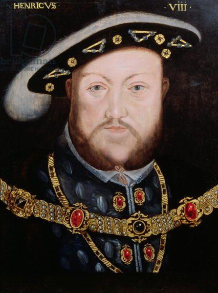 Henry VIII of England (1491-1547) c.1590