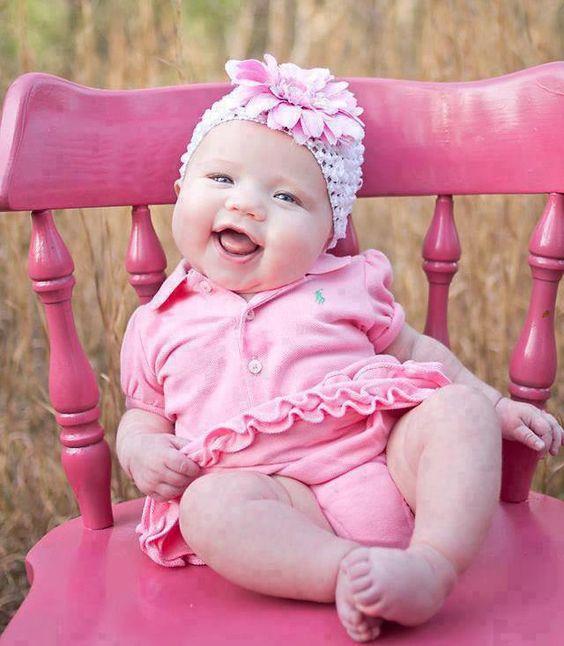 Des merveilleuses photos pour les plus beaux bébés filles - Bébé ...