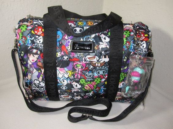silver plum handbags - New Tokidoki Collection Classico Bowler Bag Handbag Satchel ...