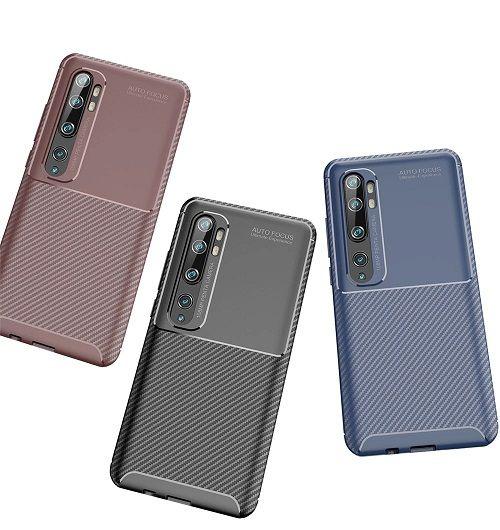 گارد کربنی شیائومی Mi Note 10 Pro مارک Auto Focus Xiaomi Iphone Electronic Products