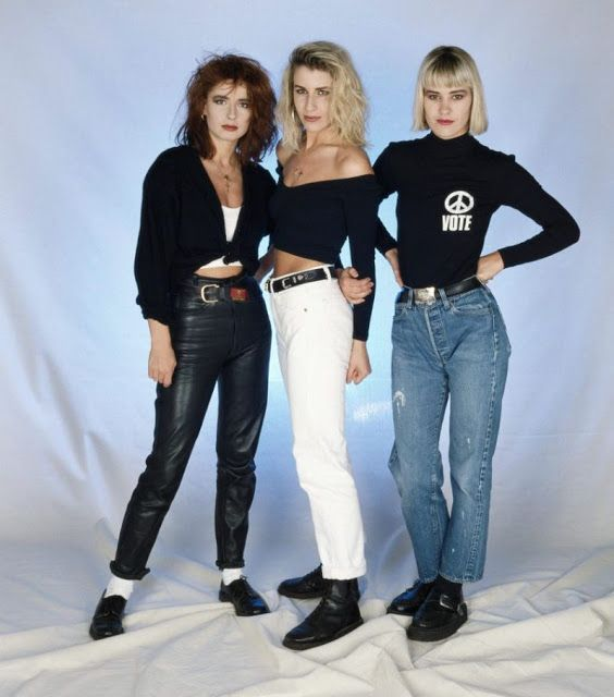 How To Dress Like Bananarama In The 1980s Vintage Everyday 80s Fashion Party 1980s Fashion Trends Vintage Fashion 1980s