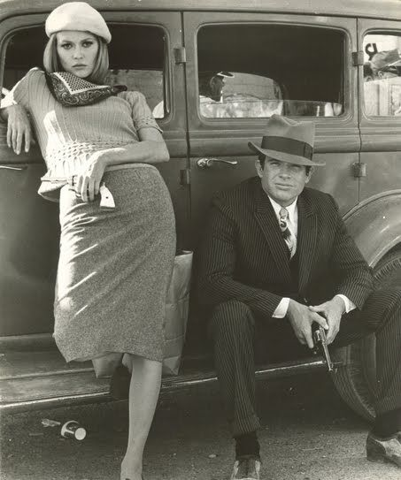 Warren Beatty & Faye Dunaway - Bonnie and Clyde