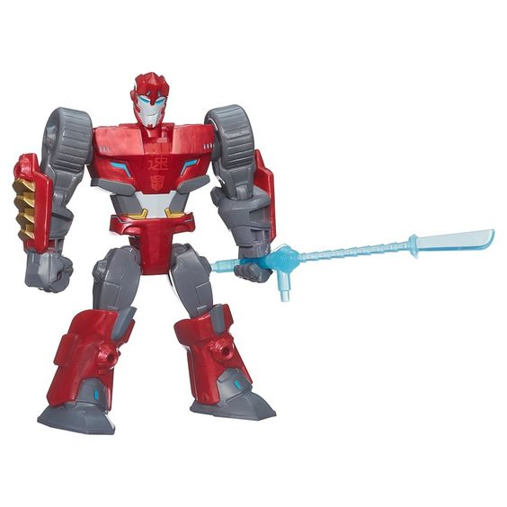 Hero Mashers Transformers Robots in Disguise Sideswipe Figure