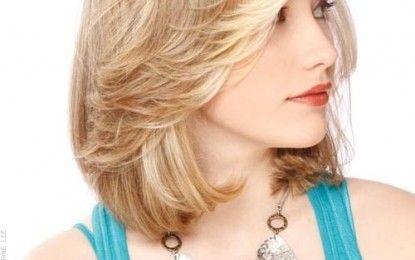 Die 25 Sexiest Frisuren für runde Gesichter
