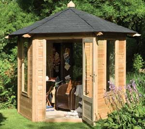 DIY summer house?