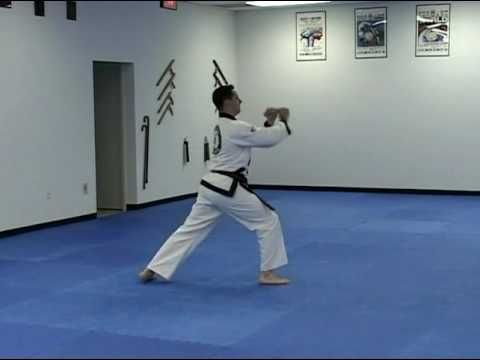 Pyung Ahn Sah Dan Dan Youtube Tang Soo Do Dan