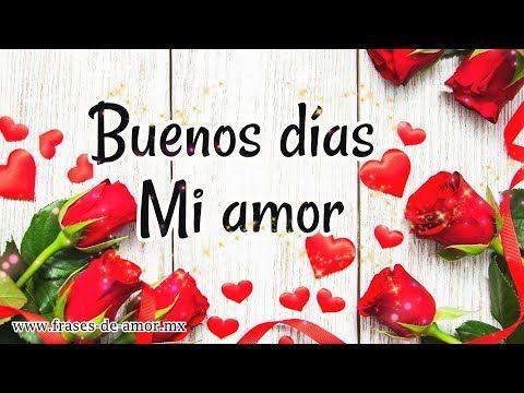 Poemas De Buenos Dias Mi Amor Te Amo Buenos Dias Mi Amor Te Amo Te Adoro Solo Pienso En Ti
