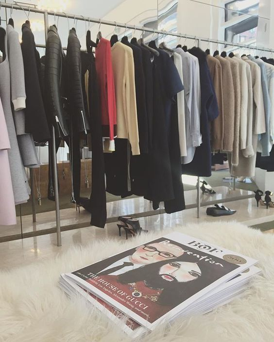 @bof magazine is in store! Find the special Reinvention issue including this year's #BoF500 list at @thecornerberlin