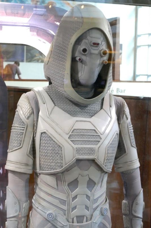 Ant Man And The Wasp Ghost Costume Ghost Marvel Marvel