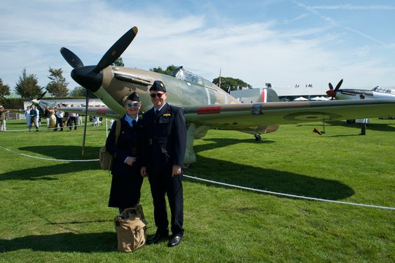 Our ATA outfits Goodwood Revival