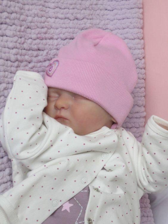 Reborn Baby Doll Girl SCATLETT by Bonnie Brown