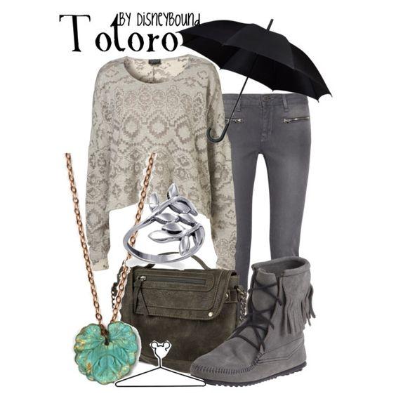 Totoro.... love it!