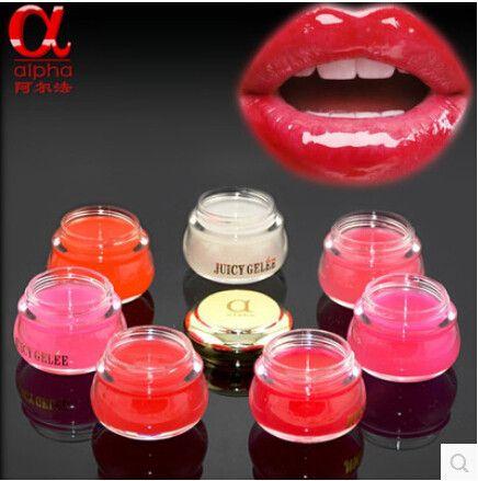 7 PCS Nude make-up Lipstick Lip Gloss