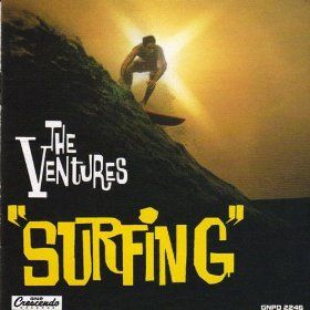 I Love These Classic Surf Music Album Covers Look At