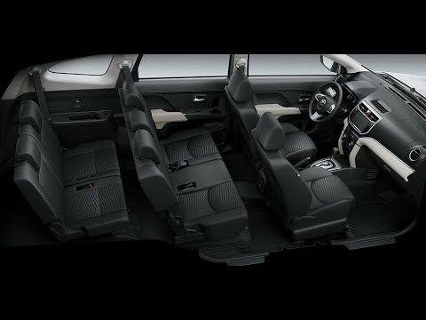 2019 Toyota Rush New Compact 7 Seater Suv 2019 Toyota Rush 7