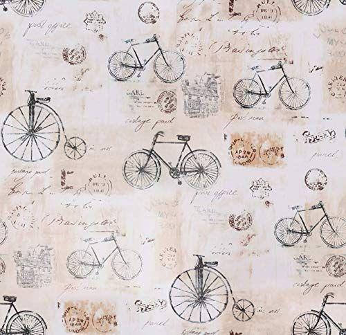 Vintage Bike Peel And Stick Wallpaper Use As Backsplash Wall Paper Or Shelf Paper Removable Office Wallpaper Peel And Stick Wallpaper Wallpapers Vintage