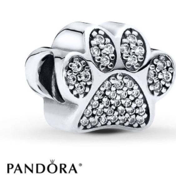 Pandora PAW charm New pandora charm Pandora Jewelry