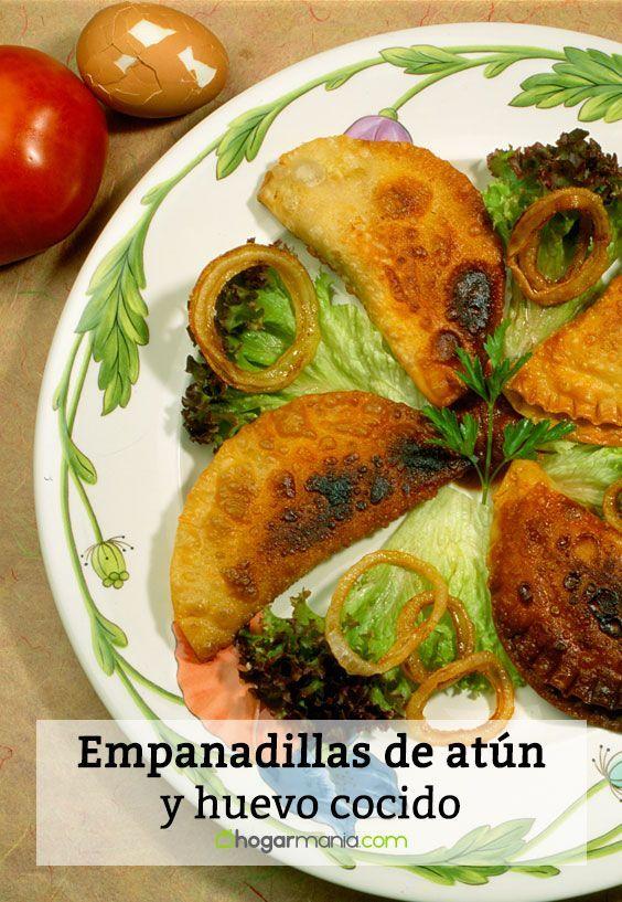 Receta De Empanadillas De Atún Y Huevo Cocido Karlos Arguiñano Receta Empanadas De Atún Huevo Cocido Receta De Empanadas
