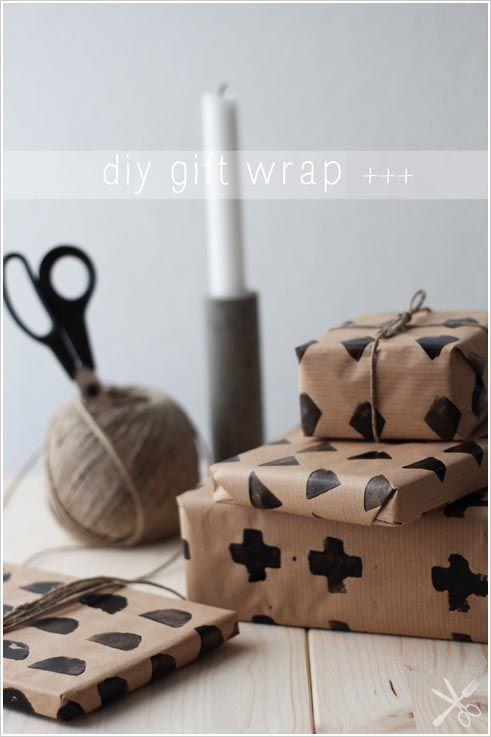little.empty.room: DIY . gift wrap