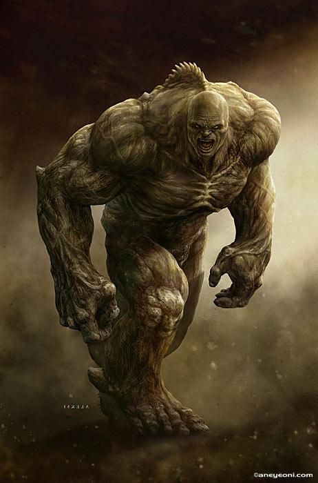 Abomination Marvel | The incredible Hulk // The ...