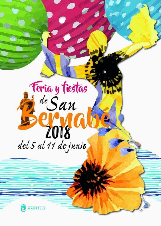 Cartel Finalista San Bernabe 2018