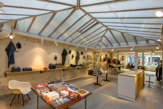 centre commercial paris Retail PAris concept sore lifestyle