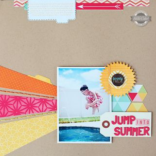 Jump Into Summer *Main Kit ONLY!* by Kelly Noel at Studio Calico