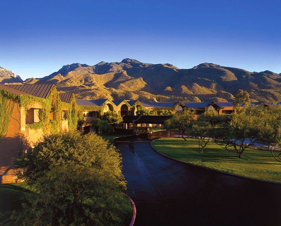 THE LODGE AT VENTANA CANYON Tucson AZ, USA:The Lodge at Ventana Canyon is a four diamond golf and tennis resort located in the foothills of the Catalina mountains. #Lodge #Tucson #Arizona