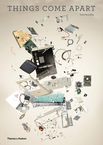 Todd McLellan Finds Order And Chaos In Disassembled Gadgets | Co.Design | business + design #disassembled