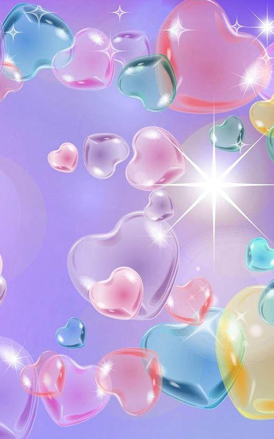 Fondos escritorio burbujas