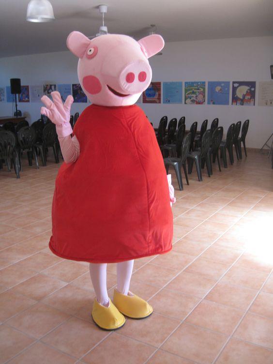 Il Bosco è animato anche dai personaggi dei cartoni animati.